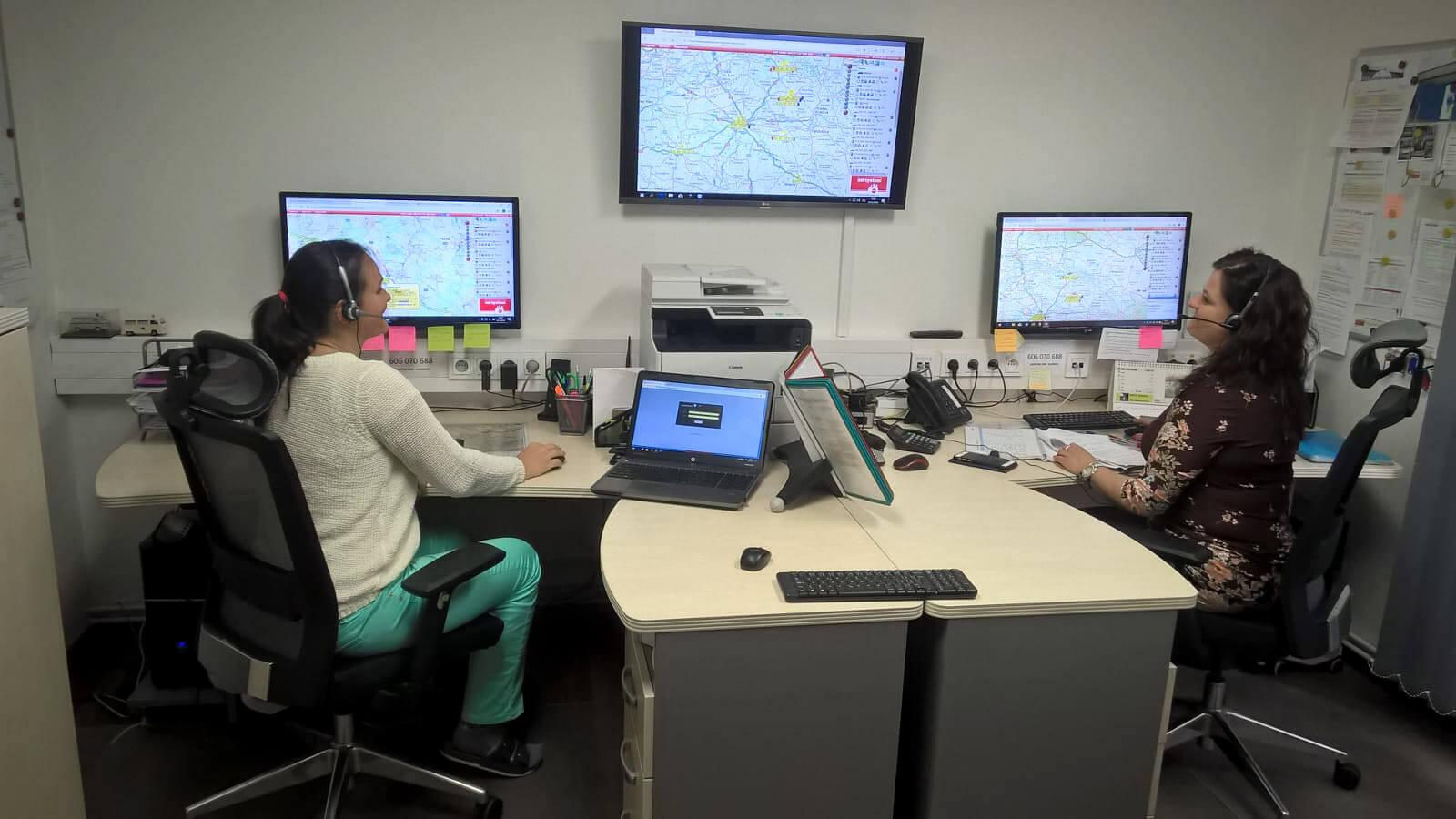 Nonstopmedic dispatching